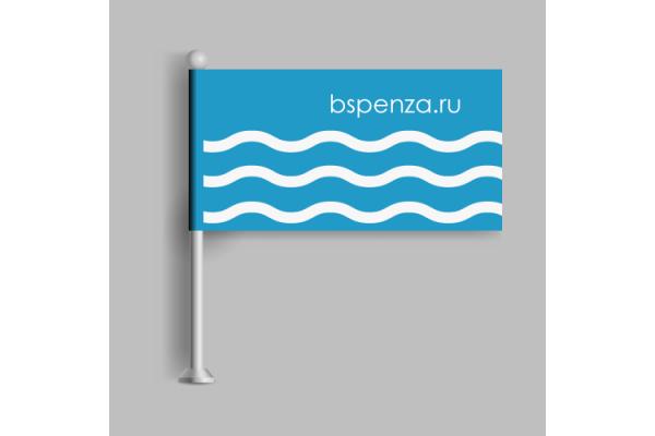 Флаг фирменный