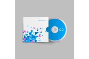Печать конвертов для компакт-дисков