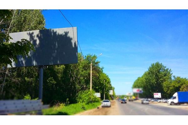 Рекламный щит улица Аустрина 168, сторона Б