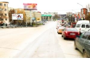 Рекламный щит Дзержинского улица ТЦ Суворовский, сторона В