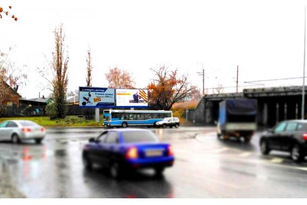Рекламный щит Чехова улица 43, сторона А