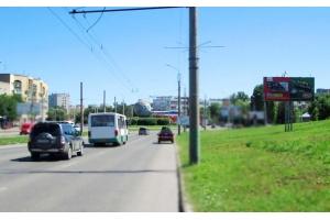 Рекламный щит 8 Марта улица Глобус сторона А