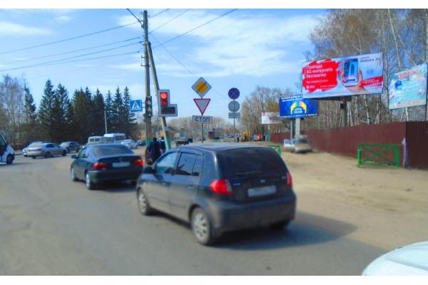 Рекламный щит Измайлова улица Антонова, сторона А
