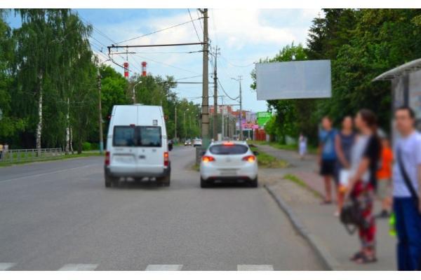 Рекламный щит Мира улица 48, сторона А