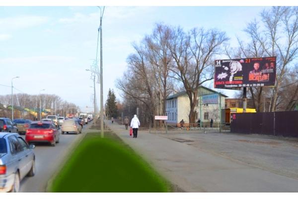 Рекламный щит улица Измайлова 56, сторона А